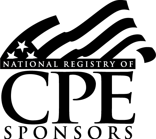 National Registry of CPE Sponsors logo