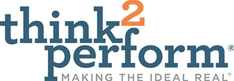 Think2Perform making the Ideal Real logo