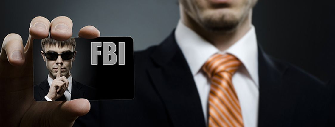 Finance professional who has a career with the FBI