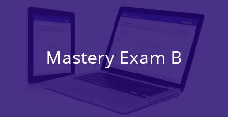 Kaplan's Insurance Mastery Exam B
