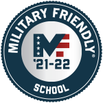 The College for Financial Planning has earned the designation of Military Friendly School for the 2021-2022 cycle