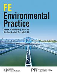 FE Environmental Practice Book Cover