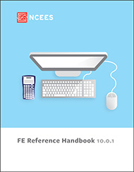 NCEES Fe Reference Handbook Book Cover