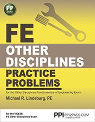 FE Other Disciplines Practice Problems