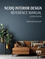NCIDQ Interior Design Reference Manual