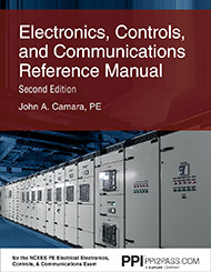 PE Electrical Electronics Reference Manual Book Cover