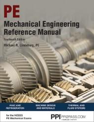 PE Mechanical Engineering Reference Manual