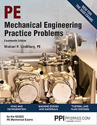 PE Mechanical Engineering Practice Problems