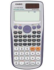 Casio Scientific Calculator Product Image
