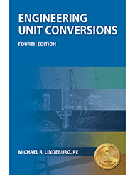 Engineering Unit Conversions Fourth Edition Book Cover
