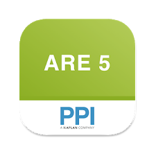 Download the PPI ARE 5 Flashcard App