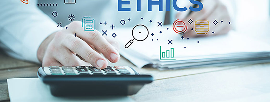 Graphic asking if Are You in Compliance with the CFA Institute Code of Ethics