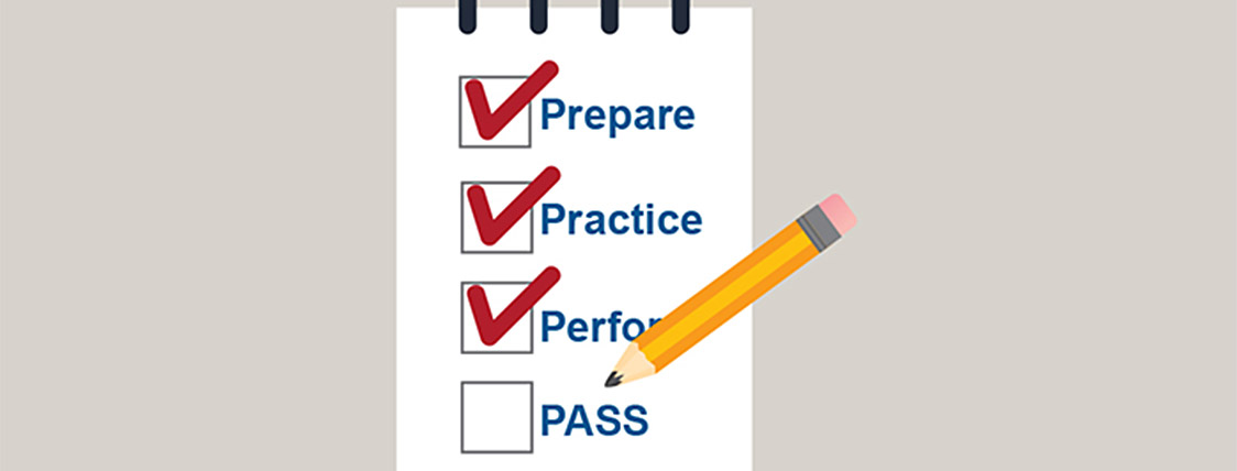 Final preparations for the FRM exam checklist