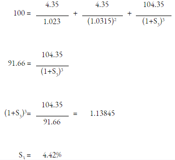 CFA Level 2 Answer Explanation Equations Part 2