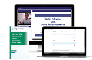 CAIA Level II Online Exam Review Workshop