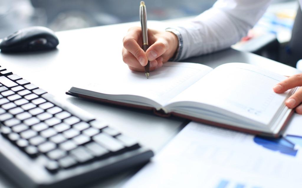 Finance professional preparing for the CFA exam