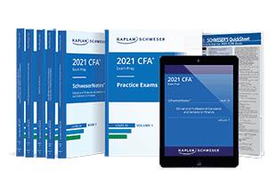 Kaplan Schweser's SchweserNotes™ books for Level III of the CFA exam