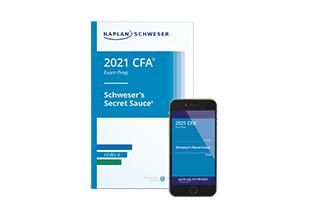 Kaplan Schweser's Secret Sauce® for Level II of the CFA exam