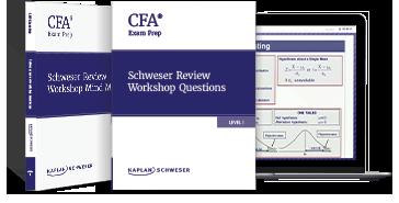 Kaplan Schweser's Review Workshop for Level 1 of the CFA exam