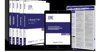 Kaplan Schweser's SchweserNotes for the Level 1 CFA Exam