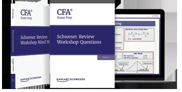 Kaplan Schweser's Review Workshop for Level 2 of the CFA exam