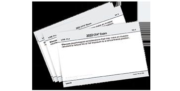 Kaplan Schweser's Flashcards for Level II of the 2022 CFA Exam