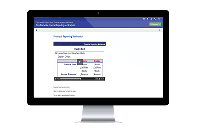 Schweser Core Elements Online Course Package