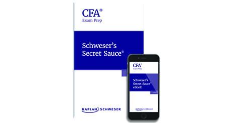 Kaplan Schweser's SecretSauce for Level 2 of the CFA exam
