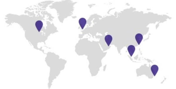 Kaplan Schweser Locations