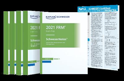 Kaplan Schweser's SchweserNotes™ for Part II of the FRM exam